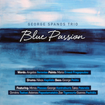 Blue Passion_G. Spanos Trio (2015)