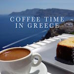 Coffee Time in Greece