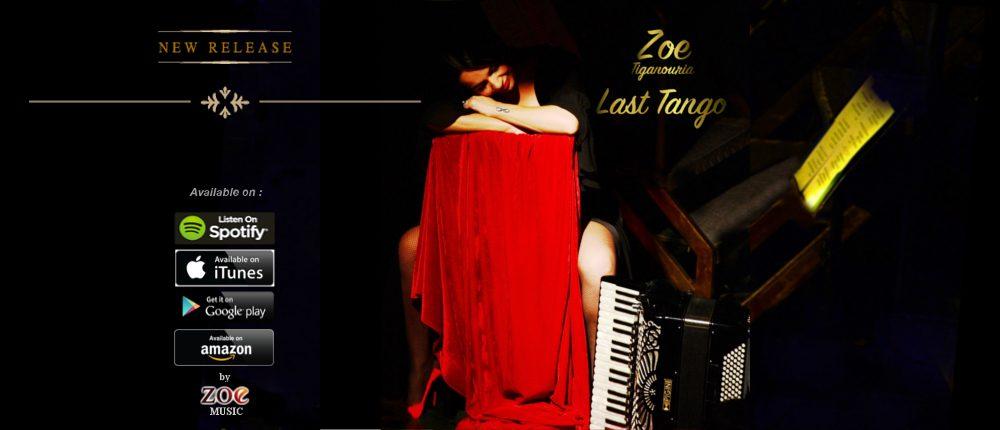 """""""Last Tango by Zoe"""""""