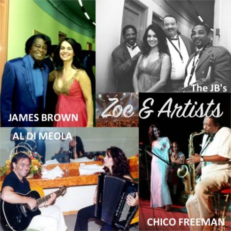 Zoe & Artists