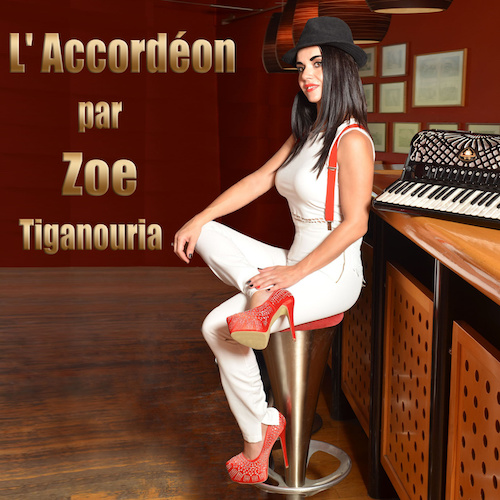 L' Accordéon par Zoe