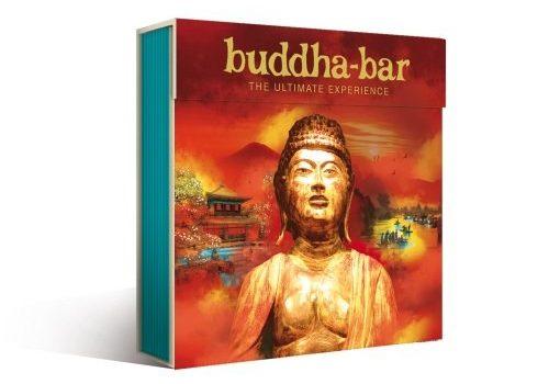 Η Ζωή Τηγανούρια ξανά στο Buddha-Bar: The Ultimate Experience